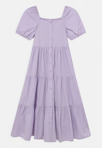 DRESS ZITA - Maxi dress - light lilac
