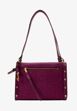 ALLIE - Handbag - purple