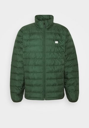 PRESIDIO PACKABLE JACKET - Bunda z prachového peří - python green