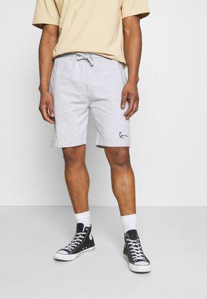 SIGNATURE  - Pantalon de survêtement - ash grey