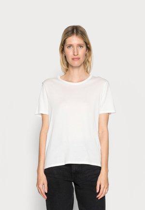 ONE EDIT TEE - Basic T-shirt - offwhite