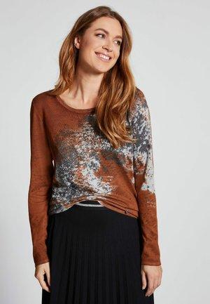 Sweater - tabak