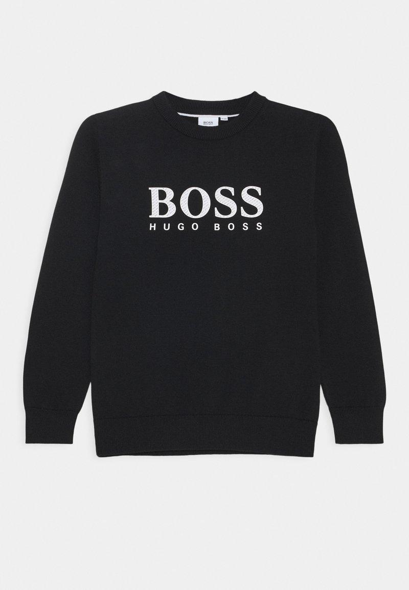 BOSS Kidswear - Pullover - black