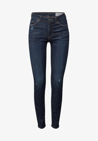 edc by Esprit - Jeans Skinny Fit - blue dark washed - 6