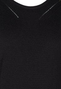 Zizzi - Shift dress - black - 5