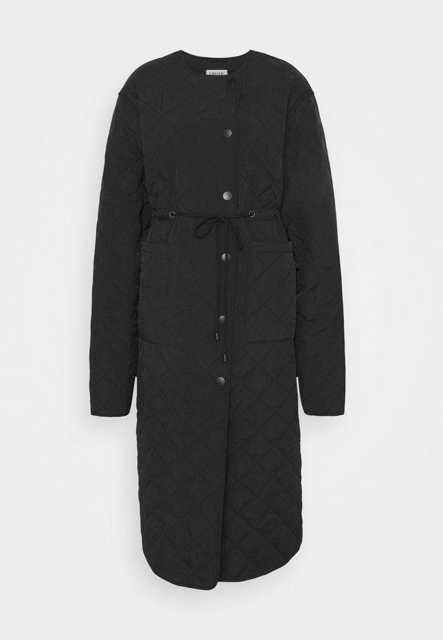 DEMI COAT - Winter coat - schwarz