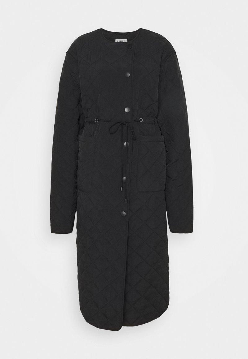 EDITED - DEMI COAT - Winter coat - schwarz