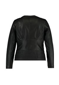 MS Mode - Faux leather jacket - black - 1
