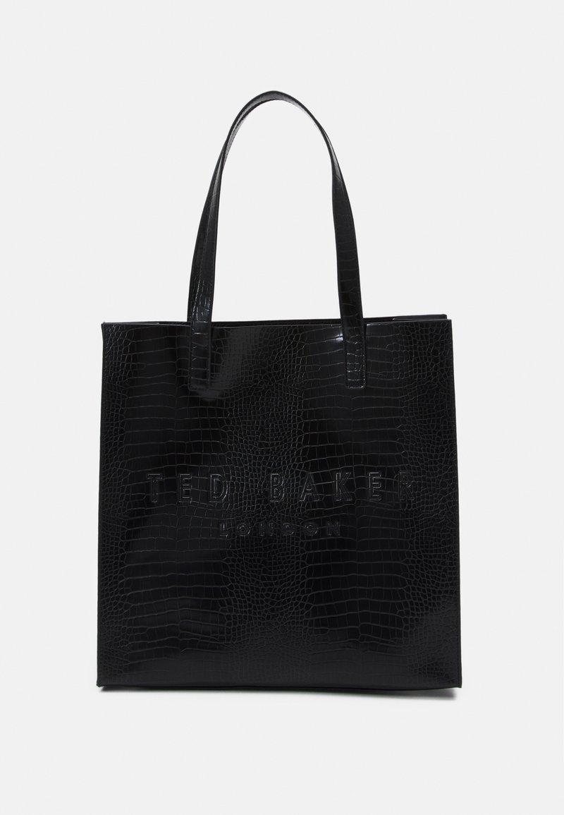 Ted Baker - CROCCON - Shopper - black
