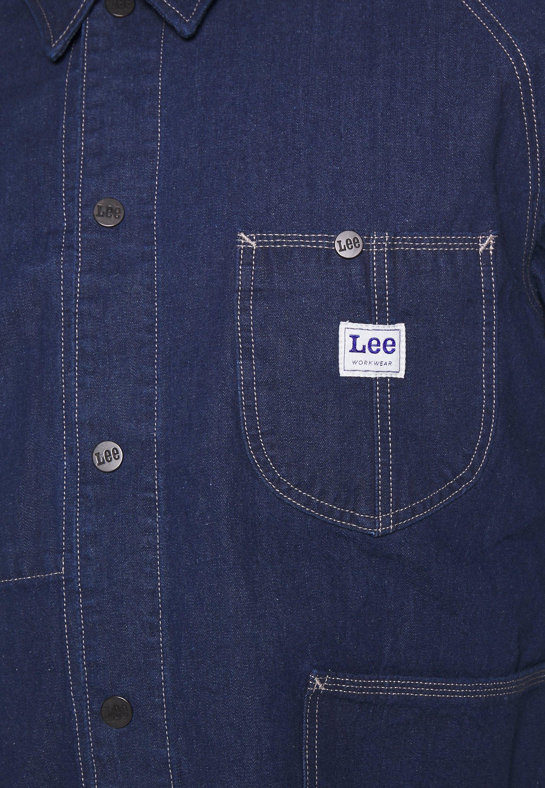 Lee LOCO REWORK - Veste en jean - dry