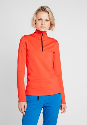 MARGO - Long sleeved top - red
