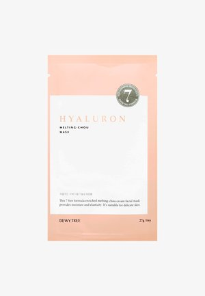 HYALURON MELTING-CHOU - Face mask - -
