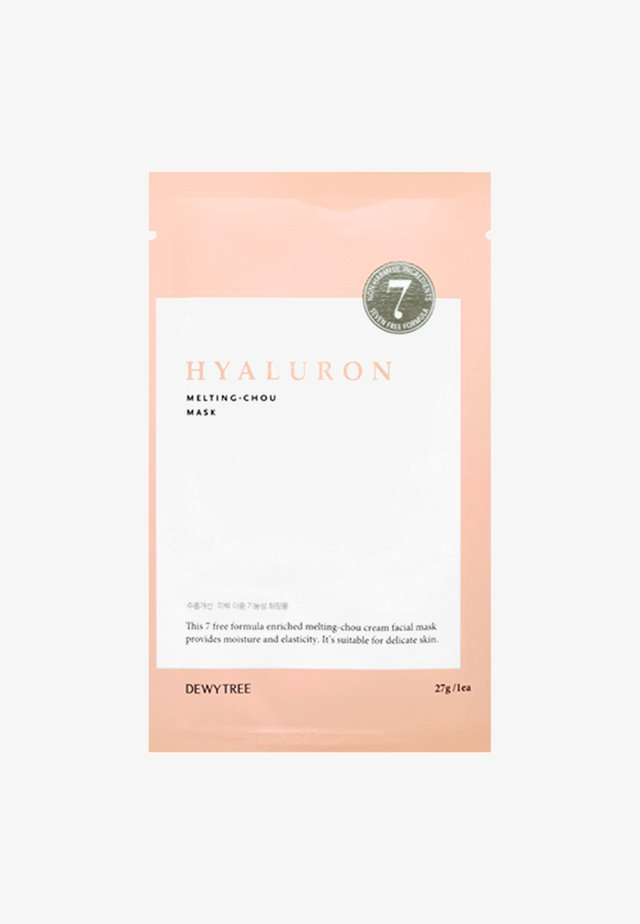HYALURON MELTING-CHOU - Masque visage - -