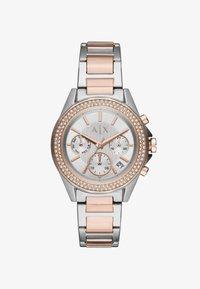 Armani Exchange - Chronograph watch - silver-coloured - 0