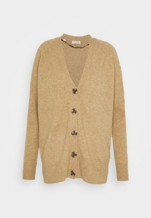 SLFSTACEY  - Cardigan - tigers eye