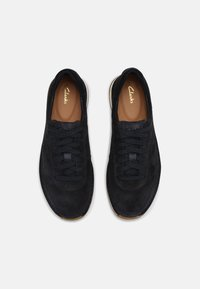 Clarks - CRAFTRUN LACE - Trainers - navy - 3