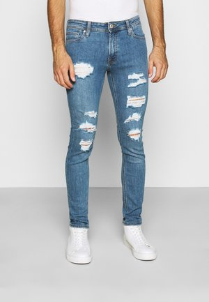 JJIOTLIAM JJORIGINAL - Jeans Skinny Fit - blue denim