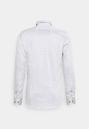 Formal shirt - silbergrau
