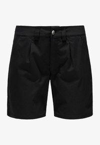 Haglöfs - MID SOLID SHORTS - Outdoor shorts - true black - 5
