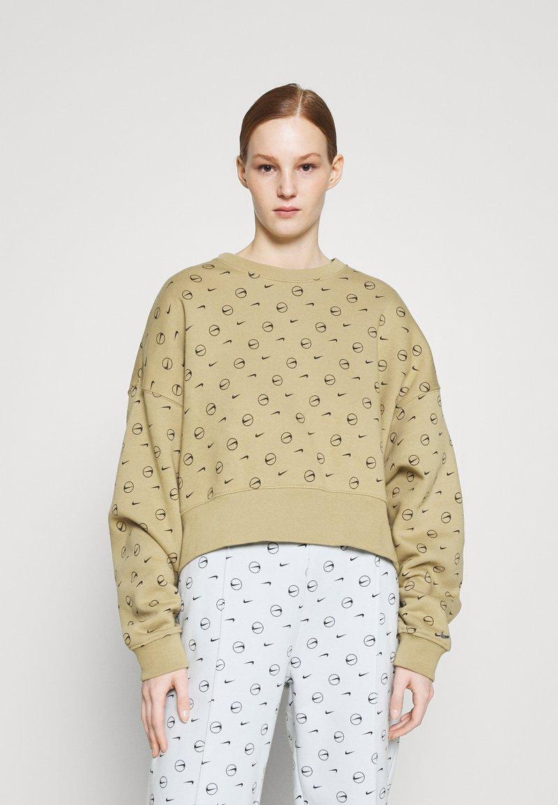 Nike Sportswear - CREW - Sweatshirt - parachute beige