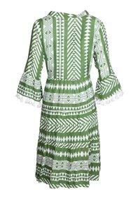 Zwillingsherz - Day dress - khaki - 3