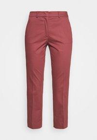 WEEKEND MaxMara - LATO - Pantalon classique - bordeaux - 3