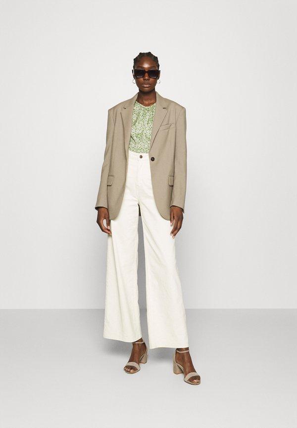 byTiMo DELICATE - Bluzka z długim rękawem - green/jasnozielony LZDD
