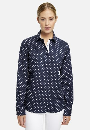 Skjortebluser - blue white