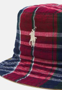Polo Ralph Lauren - BUCKET HAT UNISEX - Hat - desert khaki/multicoloured - 7