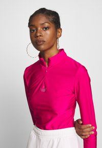 adidas Originals - Long sleeved top - bold pink - 3