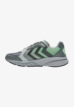 REACH LX 6000 GRADIENT - Sneakers - grey/green ash