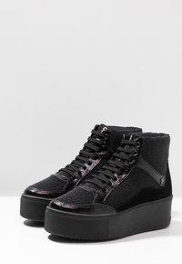 Gioseppo - Zapatillas altas - black - 4