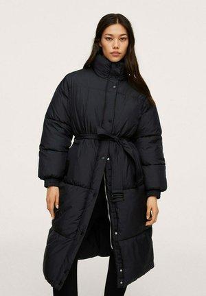 COULANT - Winter coat - zwart