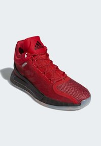 adidas Performance - D ROSE 11 SHOES - Basketball shoes - red - 3
