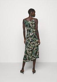 Diane von Furstenberg - AMY - Jersey dress - black - 2