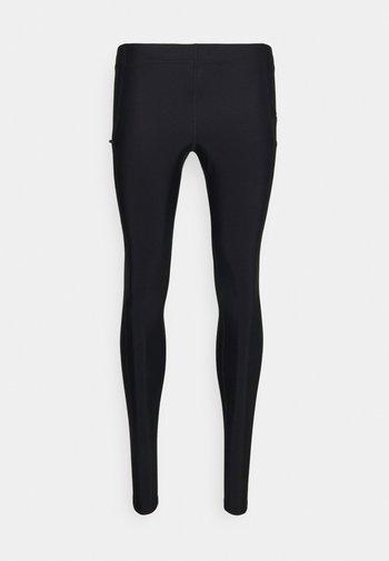 CORE LONG  - Leggings - black