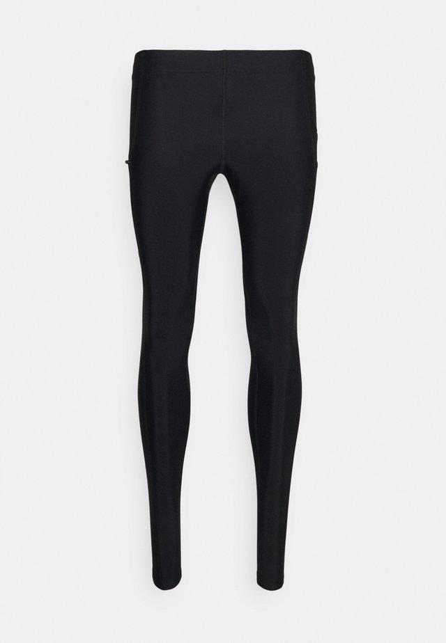 CORE LONG  - Legging - black