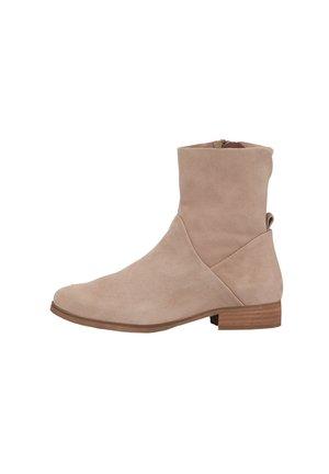 KLASSISCHE  - Classic ankle boots - beige