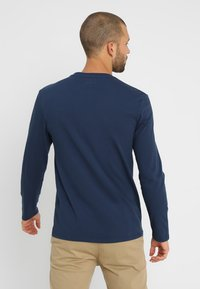 Levi's® - ORIGINAL TEE - T-shirt à manches longues - dress blues - 2