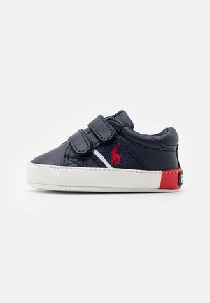 GREGOT LAYETTE - First shoes - navy/red