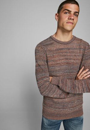 Jumper - leather brown