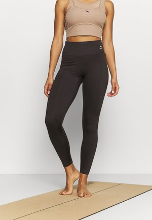 EXHALE HIGH WAIST FULL - Tights - after dark