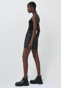 Salsa - GLADYS - Shorts - schwarz - 3