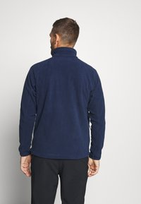 Columbia - FAST TREK™ II FULL ZIP - Fleecejas - collegiate navy - 2