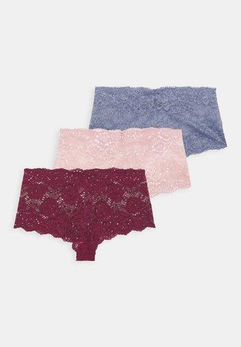 3 PACK - Pants - multi-coloured