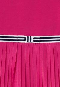 Polo Ralph Lauren - PLEATED DRESSES - Žerzejové šaty - accent pink - 2