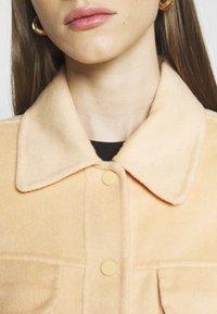 EDITED - HARLEY COAT - Short coat - apricot - 4