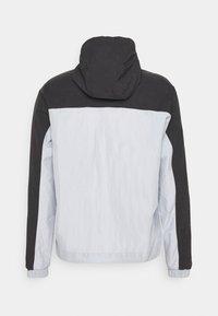 adidas Originals - MISHMASH - Summer jacket - black/halo silver - 1