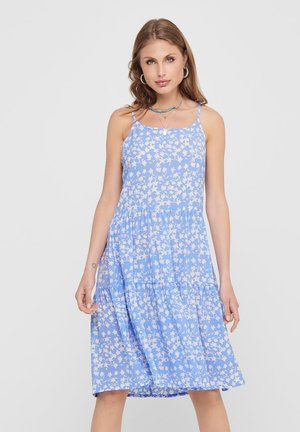 Day dress - hydrangea