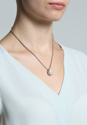 AGNETHE - Necklace - silver-coloured